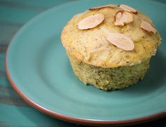 Orange-Scented Almond and Olive Oil Muffins