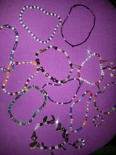 Mz.Succ3zz Jewelry Collections Handcrafted Bracelets $10.00ea