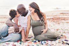 beautiful, natural family maternity photo shoot - love the joy!