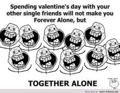 valentines day humorous messages