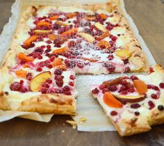 Obst-Pastry