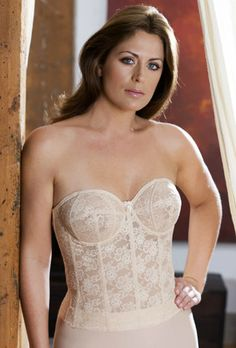 2b1946d543 Elila Lace Strapless Longline – Blum s Swimwear  amp  Intimate Apparel  Bridal Undergarments