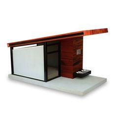 もはや犬小屋ではない!モダン過ぎるドッグハウス   STYLE4 Design