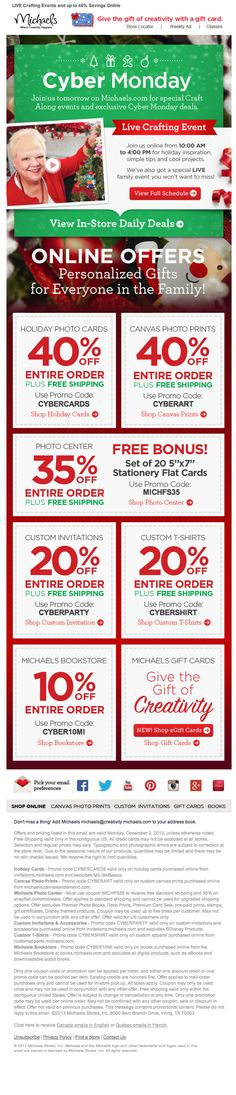 22cb4027083 123 Best Black Friday and Cyber Monday email samples images