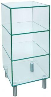 Greenapple Pure Glass Shelf Unit - Small 59113WL