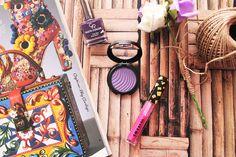 Gözde'nin Blog Günlüğü: Flormar Metallic Eye Shadow | A007 Purple Shine #flormar #far #gozdeninbloggunlugu #gozdeninevinden #kozmetik #bakım