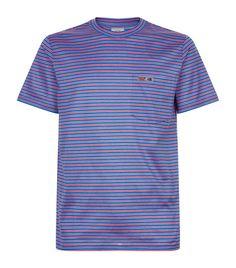 Lanvin Stripe T-shirt In Multi Ron Weasley, Lanvin, Hue, Pajama Pants, Short Sleeves, Pattern, T Shirt, Cotton, Clothes