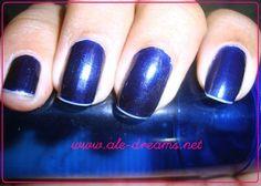 """London Night Blue"" - Fashion Colection Make B d'O Boticário  posted at my blog ALE'S DREAMS (http://ale-dreams.net)"