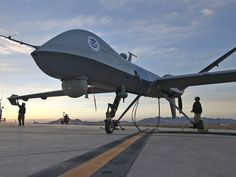British military and intelligence personnel working at US Air Force bases on the controversial drones programme could be at risk of breaking international law, according to a new report from the former director of GCHQ.