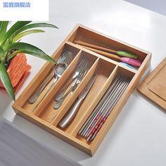 Plastic Drawer Organizer, Plastic Drawers, Plastic Box Storage, Drawer Organisers, Kitchen Cutlery, Kitchen Cupboards, Cabinets, Led Cabinet Lighting, Cutlery Storage