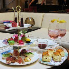 Brunch und Afternoon Tea für Ladies und Gentlemen im Palais Hansen Kempinski | creme wien
