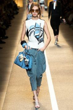 Fendi Lente/Zomer 2015 (23)  - Shows - Fashion
