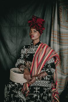 Fields Magazine: Paola Mathe of Fanm Djanm | Photo Credit: The Denizen Co.