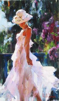 Garmash Original Art | Garmash - Garmash IMAGINE Painting