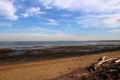 Extreme Low Tide - Raritan Bay Waterfront Park - South Amboy NJ