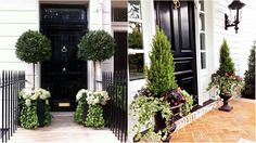 Porch dom dizajn Porch, Modern, Plants, Creative, Tips, Balcony, Trendy Tree, Porches, Plant