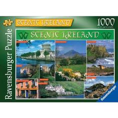 Ravensburger Scenic Ireland 1000 Piece Jigsaw Puzzle Ravensburger Puzzle, 1000 Piece Jigsaw Puzzles, Ireland, Google, Ideas, Irish, Thoughts