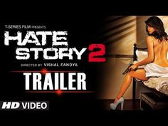 We present to you the exclusive trailer of Hate Story 2 starring Jay Bhanushali, Surveen Chawla and Sushant Singh.