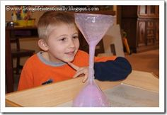#homeschool unit on early explorers #history - Christopher #columbus including DIY hour glass, graphing, and more