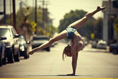 Dancing is all you need to do ♡