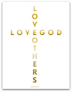Image of LOVE CROSS