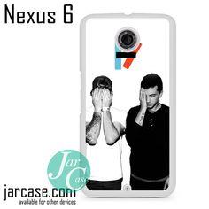 Tyler And Josh Phone case for Nexus 4/5/6