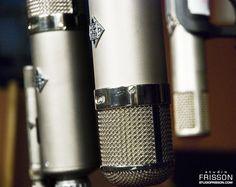 vintage Neumann Telefunken U47 and other sweet mics