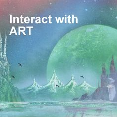 Interact With Art- exposing children to art: The Pleasantest Thing: