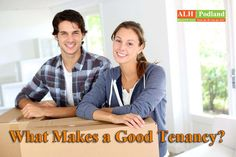 Ask your Atlanta Property Manager, What Makes a Good Tenancy?