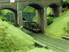 Having just emerged from Rise Hill tunnel ex:LMS 4F 0-6-0 43924 is southbound with cattle empties.