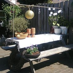 Tuininspiratie... what else? - Inspiraties - ShowHome.nl