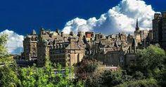 UNIVERSITY OF EDINBURGH SCOTLAND