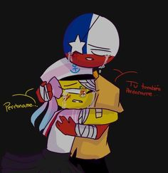 from the story Cómic's, dibujos y otras cosas :v (countryhumans) by furude mady by Furude_Mady (dah) with reads. Romance, Mythical Creatures Art, Mundo Comic, Yandere, Hetalia, Fandoms, Iron Man, Disney Characters, Fictional Characters