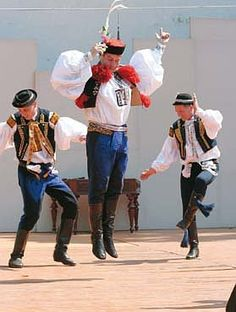 International folklore festival (Strážnice) flaunts best of traditional music, dance, and crafts
