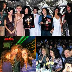 """""""VAN HALEN'S PLATINUM PARTY ON THE SUNSET STRIP AT THE BODY SHOP, CIRCA LATE DECEMBER 1978,..IN RECOGNITION OF VAN HALENS FIRST ALBUM!"""""""
