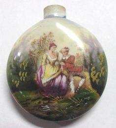 *Victorian Perfume Bottle