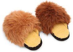 Star Trek Tribble Slippers with purring sound effect