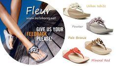 FitFlop.. favorite shoes in this hot summer 2013! more than 50% off