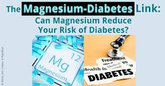 Several significant studies about magnesium have found that it may have benefits in preventing type 2 diabetes and improving insulin resistance. http://articles.mercola.com/sites/articles/archive/2015/03/30/magnesium-diabetes.aspx