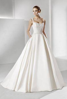 Wedding Dress | La Sposa - LA SPOSA - Brautmoden Kollektion 2012 | HOCHZEIT.de