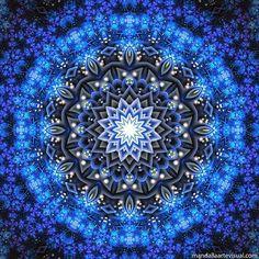 ❤⊰❁⊱ Mandala⊰❁⊱ Espiritualidade