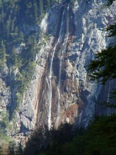 Rothbach Waterfall Germany