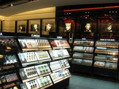 Inside Sephora's Art-Filled Meatpacking District Showpiece (not all fixtures/units shown were produced by Array)