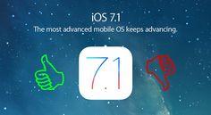 iOS pentru iPhone, iPad si iPod Touch a fost lansat Apple Tv, Apple Watch, New Ios, Ios 7, Calendar App, Ios Update, Computer Technology, Technology News, Wallpaper App