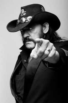Lemmy on the show this week! Bon Scott, Judas Priest, Rock Legends, Band Posters, Music Guitar, Music Icon, Popular Culture, Hard Rock, Metallica