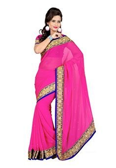 #Fabdeal #Indian #Chiffon #Pink #Embroidered #Saree #fabdeal http://www.amazon.in/dp/B00M1QURQS/ref=cm_sw_r_pi_dp_OuuOub0M3J5Y6