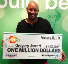 Georgia Resident Gregory Jarrett Cleans Room, Finds $1 Million Powerball Ticket
