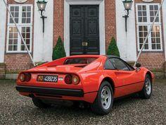 1978 Ferrari 308 - 308 GTS | Classic Driver Market
