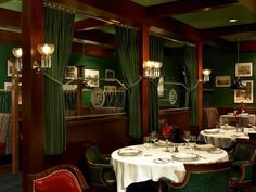 The Absolute Best Steakhouses in Los Angeles Pacific Dining Car  Santa Monica and Downtown Thanks to killer baseball steaks, New York strips, excellent service, and delicious creamed corn, this old-timer would make the list even if it wasn't open 24 hours a day. BUT IT IS.