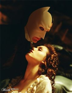 """Music of the (Dark) Knight""? LOL!        (Batman / Phantom of the Opera)"